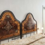 Camera Glicine del bed and breakfast Casa Rovai a Firenze