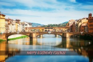 Buon compleanno a Firenze Casa Rovai bed and breakfast
