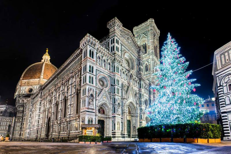 The magic of Christmas in Florence | Casa Rovai b&b
